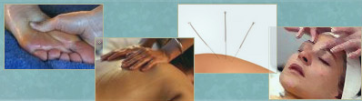 massage acupuncture skin therapy facials spa